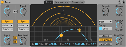 Ableton Live 64-bit screenshot