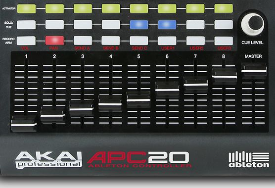 apc20-mixer-section