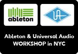 ableton-and-universal-audio-workshop