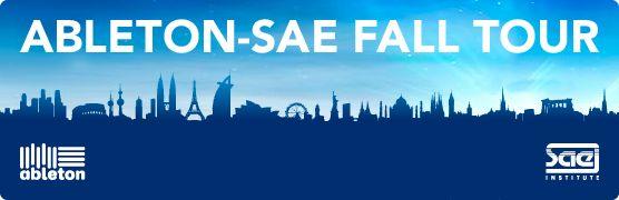 ableton-sae-fall-tour