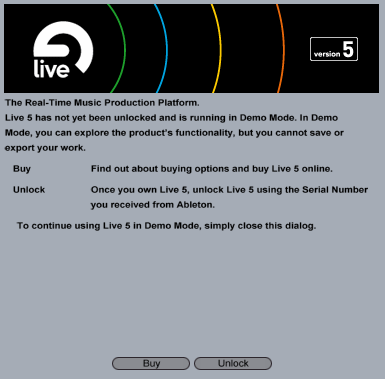 ableton live 6 serial number free
