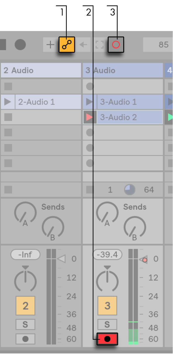 Automation and Editing Envelopes — Ableton Reference Manual
