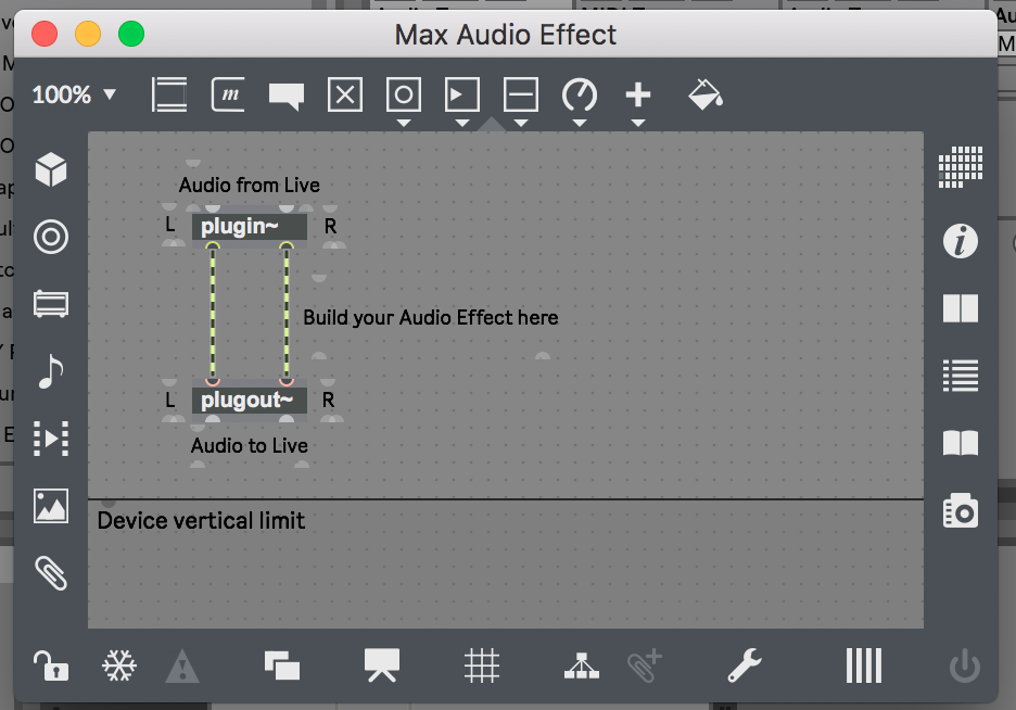 Max for Live — Ableton Reference Manual Version 10   Ableton