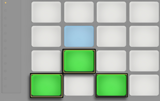 Ableton Push Note Mode