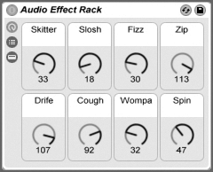 how to use drum rack on ableton