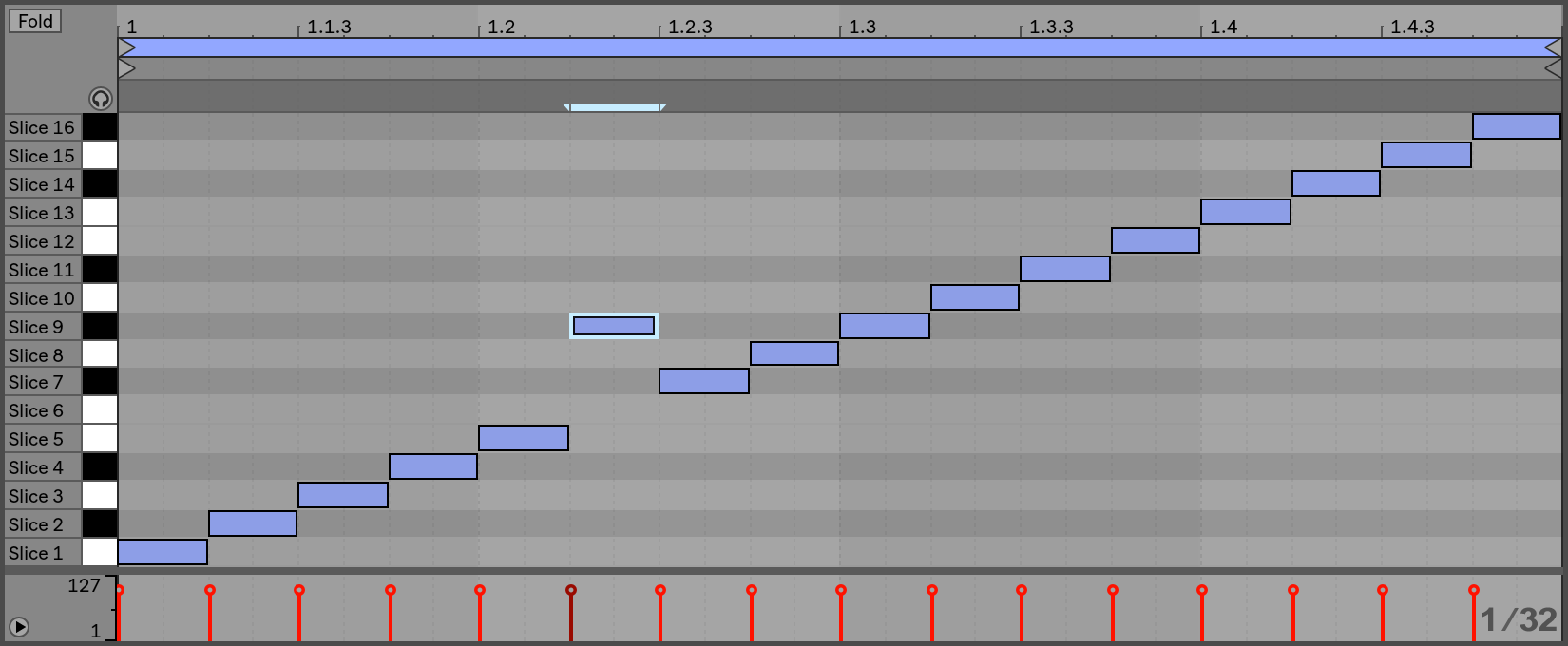 Converting Audio to MIDI — Ableton Reference Manual Version