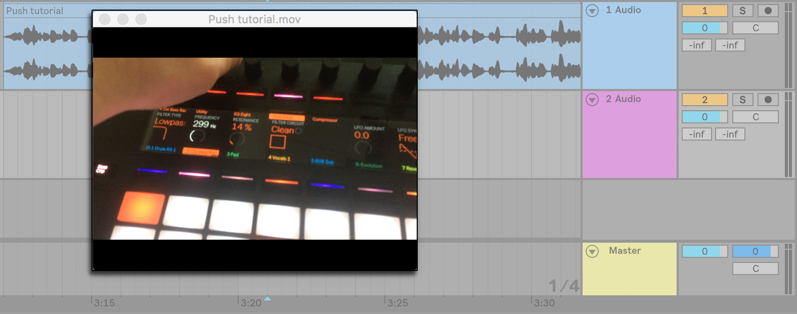 Working with Video — Ableton Reference Manual Version 10