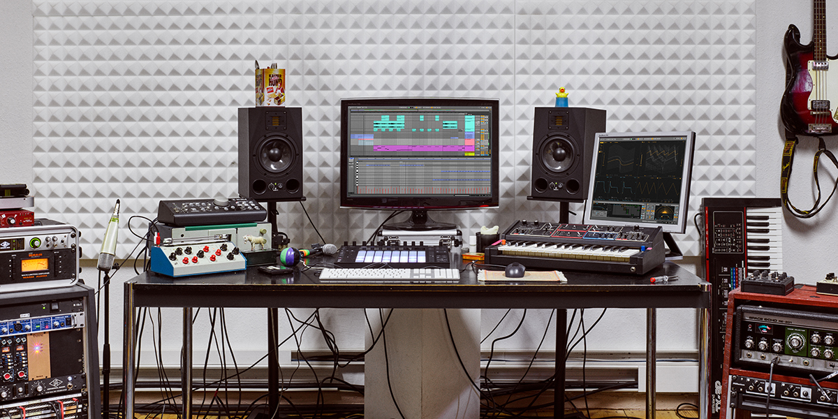 Buy Live, Push, Max for Live and Ableton merchandise | Ableton