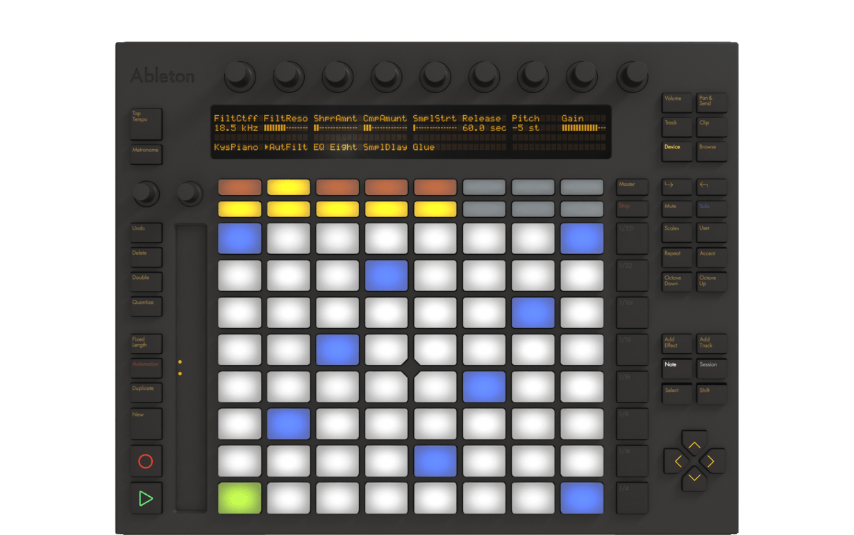 Ableton Live 9 PUSH