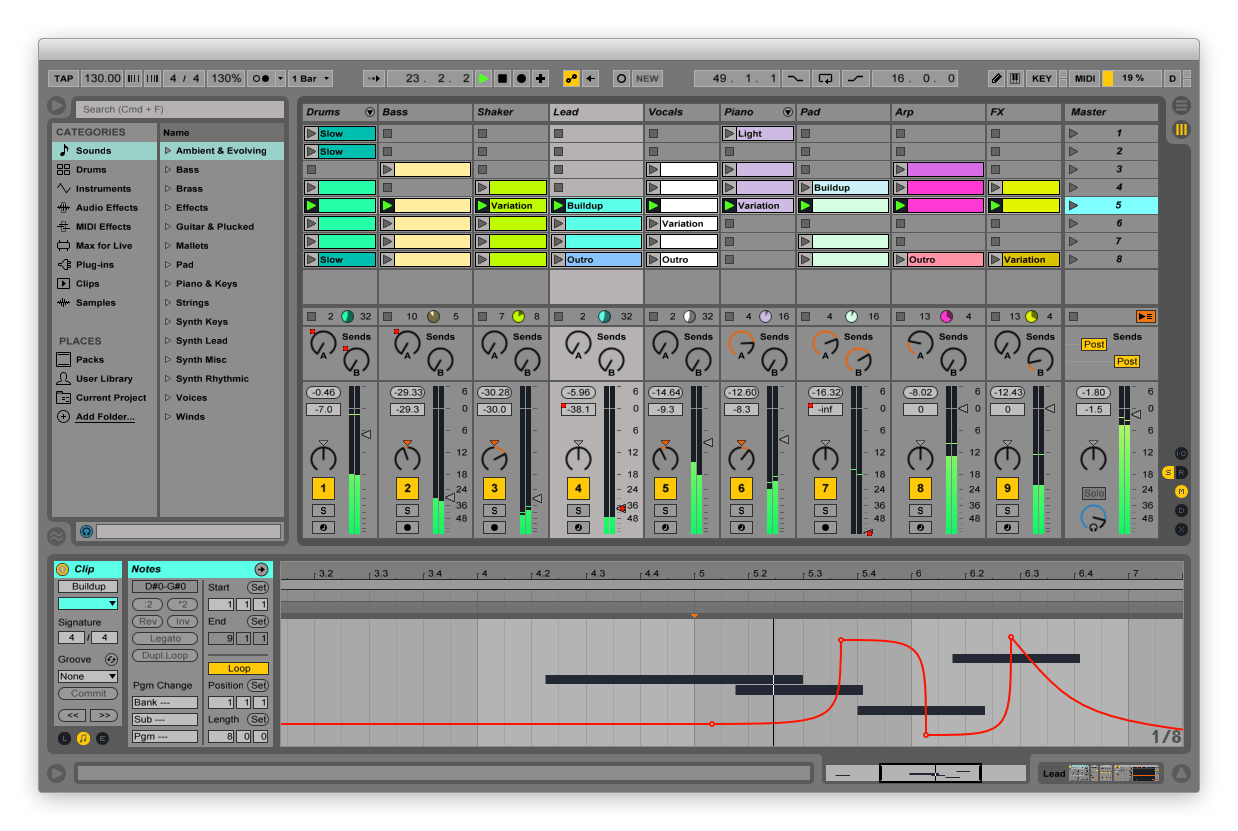ableton live for students and teachers