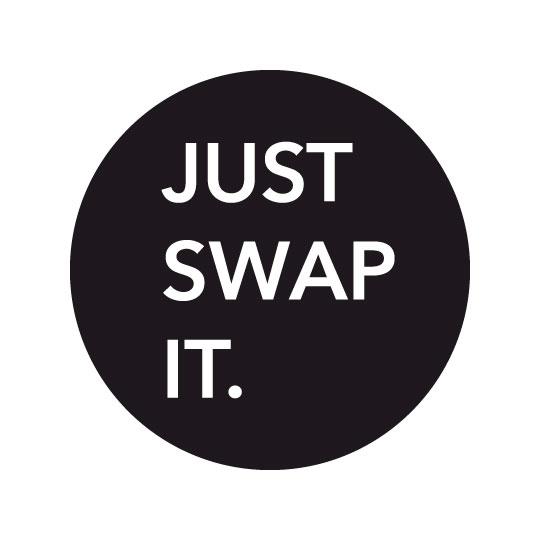 just swap it