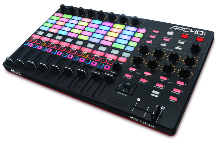 APC40 mkII : Akai Professional - Iconic music production gear ...