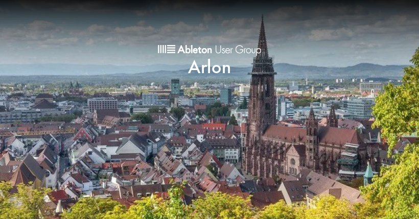 Arlon Ableton User Group_banner3.png