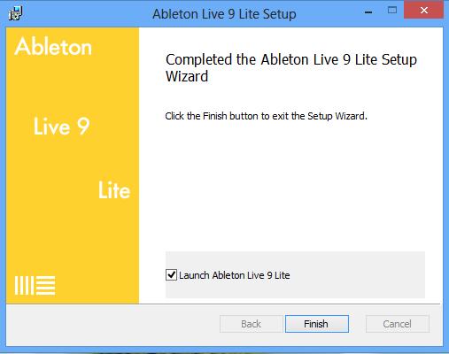 Ableton live 9 window fileebooks - Ableton live lite free download ...