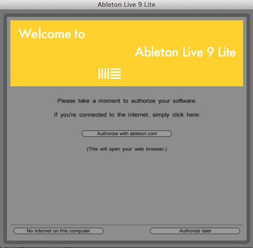 How to register live lite ableton - Ableton live lite free download ...