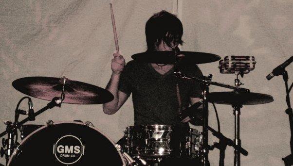 Josh Bess plays the drums.