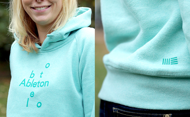 Ableton's Fall 2013 Hoodies - Women's