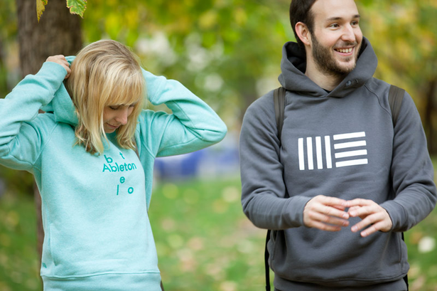 Ableton's Fall 2013 Hoodies
