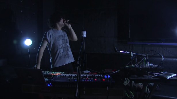 Ryo Fujimoto live at Dommune