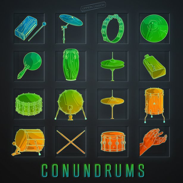 Uppercussion Conundrums