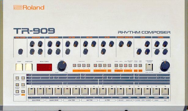 To the Nines - The Legacy of the TR-909