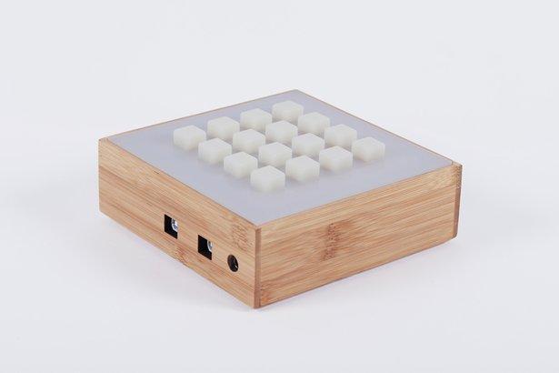 Amanda's Sugarcube MIDI controller