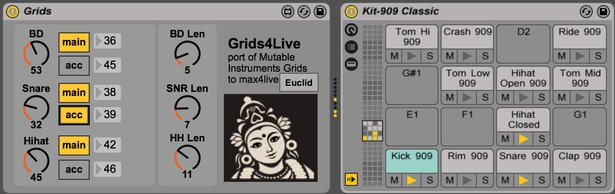 Grids4Live sequencing 909 samples.
