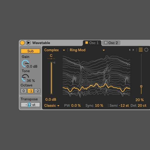 Wavetable | Ableton