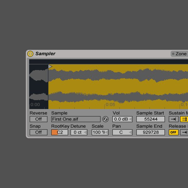 Sampler | Ableton