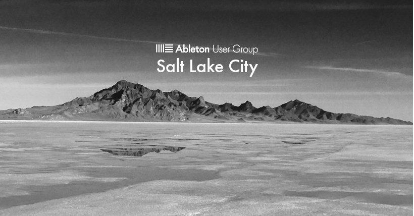 Salt Lake City Ableton User Group Banner.png