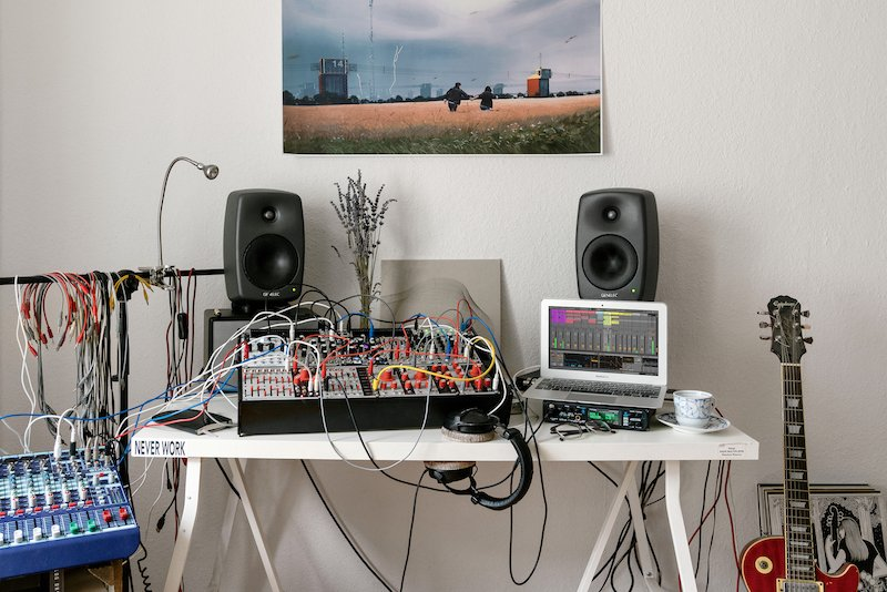 how to sync modular hardware with ableton live ableton