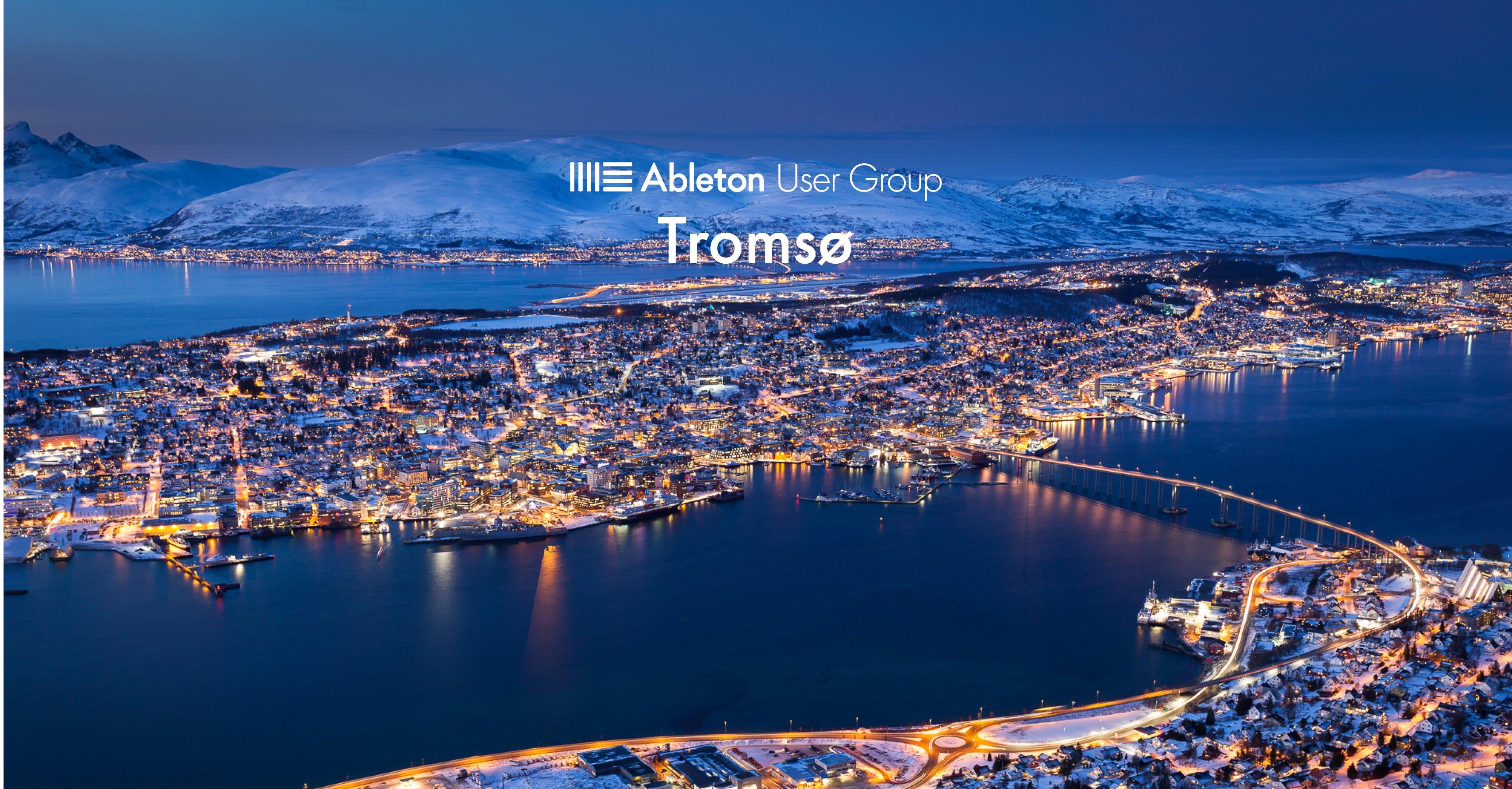 Tromso Ableton User Group Banner.png