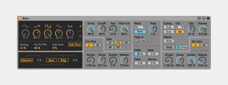 Creative Extensions: Eight Devices for Live 10 Suite | Ableton