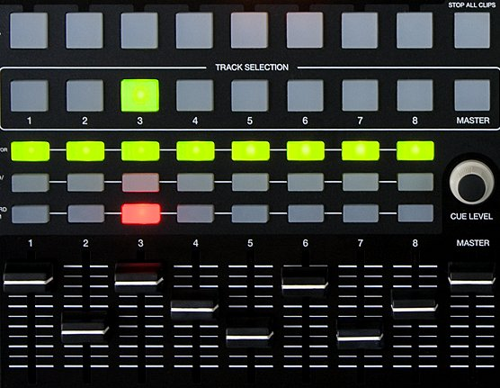 how to connect ableton to a mixer