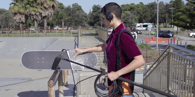 Sydney Sounds: Sample the City
