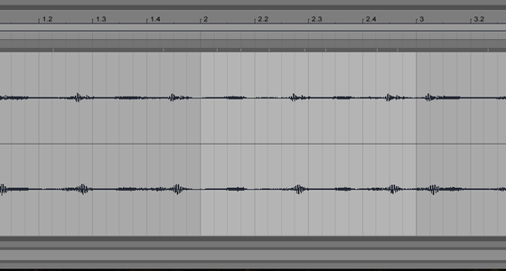 Tuned Sound Design with Return Tracks