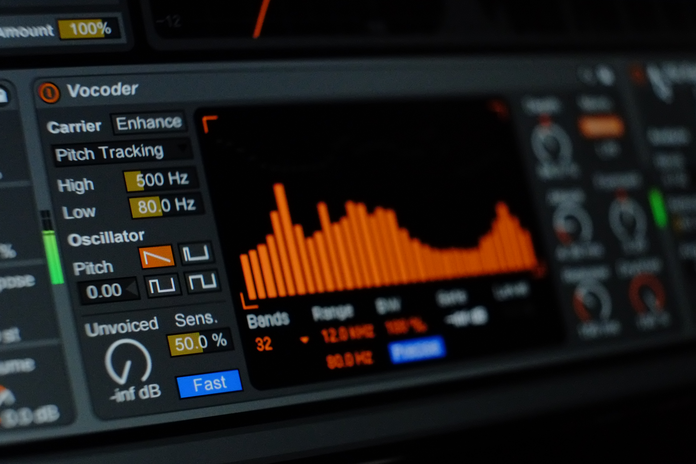Vocoder: Not Just for Vocals | Ableton