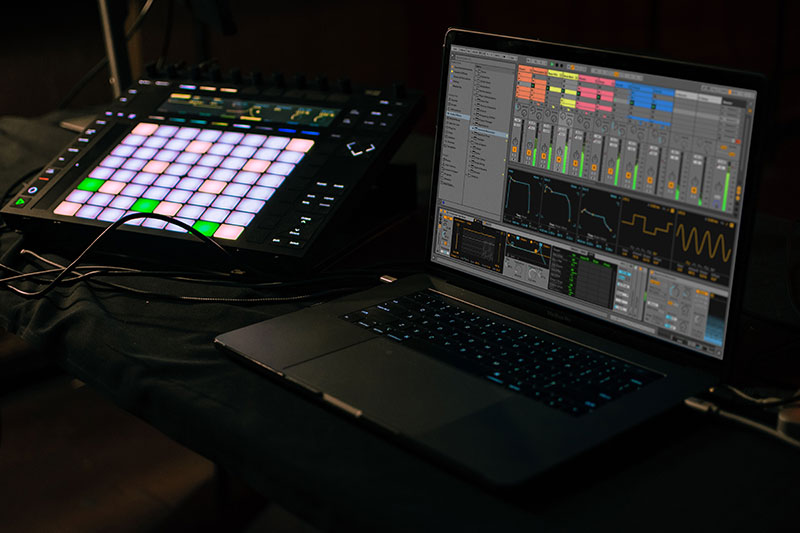 Explore Live 11 at Ableton Community Events