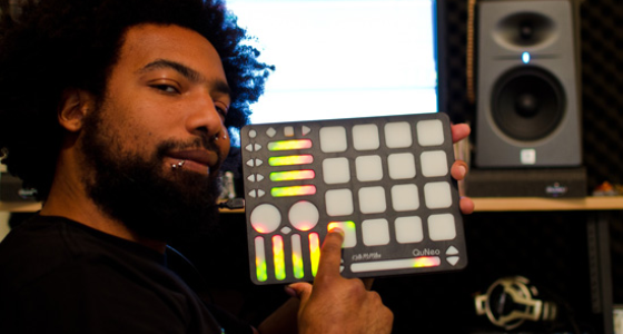 Thavius Beck on Controllerism with Ableton Live
