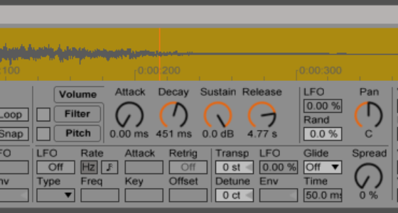 Using Live's Delay for Triplet-Style Beats