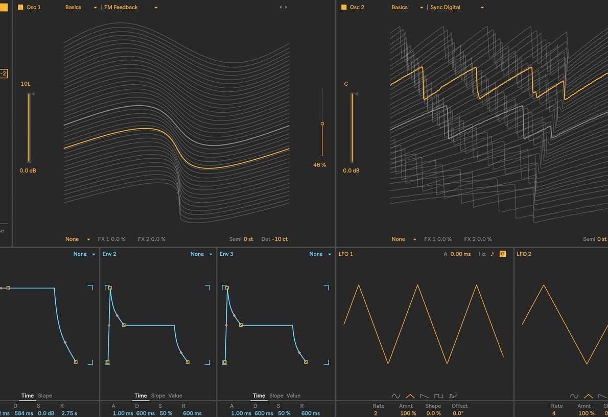 The New Wave An In Depth Look At Live 10s Wavetable Ableton Advice On Music Blog Archive A Basic Sound Setup Diagram