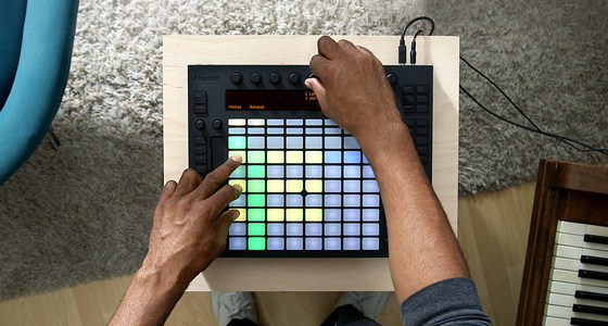 Ableton Push Tour: Experience Push for Yourself