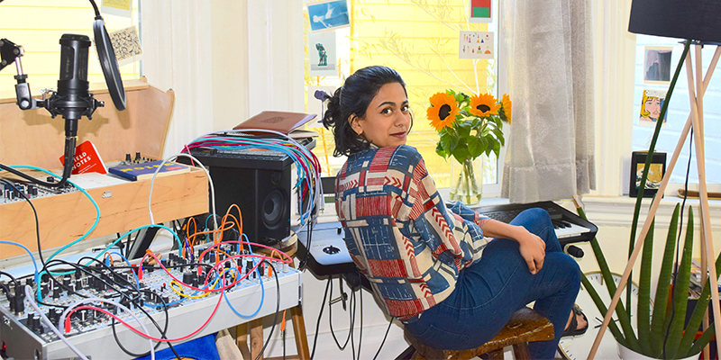 Arushi Jain: I'm the Space in Between