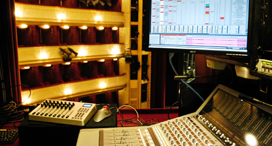 Burgtheater Vienna: From Rehearsal to Premiere with Ableton Live