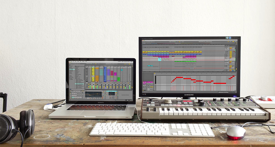 Live 9.1 announced - Dual Monitor Support, Push Step Sequencer, and More