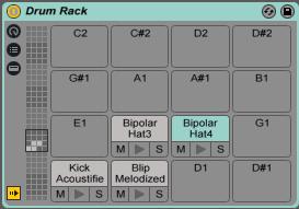 Optimizing Drum Racks - new tutorial from MacProVideo
