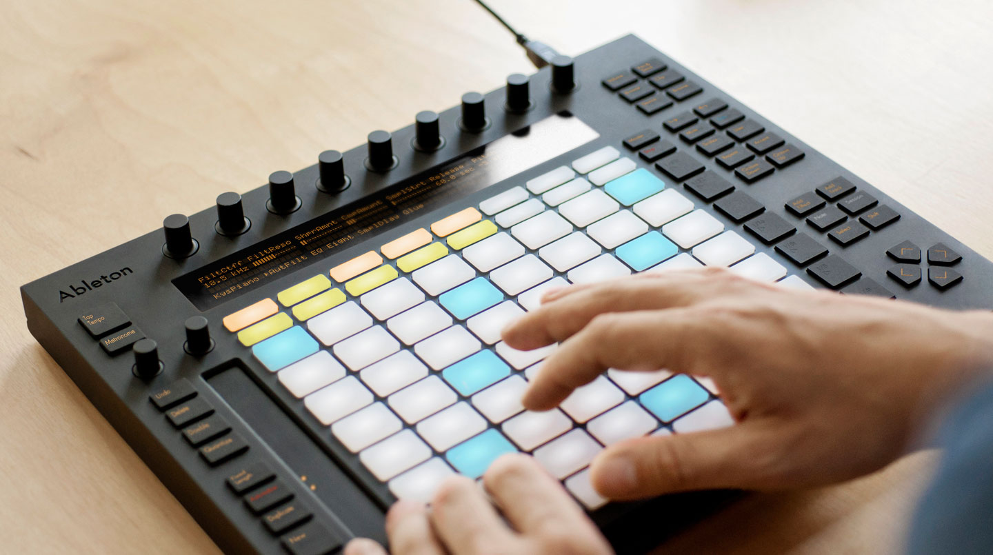 Melodics × Ableton - Melodics - The new way to learn to ...