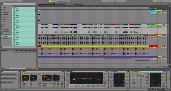 Glitch edits in Live 9 - new tutorial from Vespers